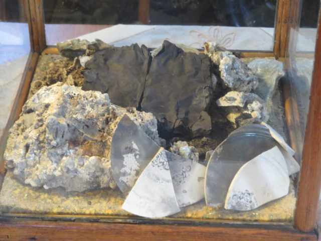 artifacts from the Great Peshtigo Fire