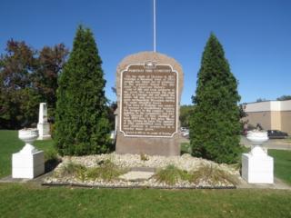 Peshtigo Fire Cemetery